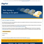 PayPal Looks Like Phishing