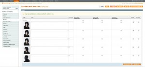 Magento GUI manage products images