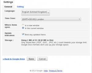 Google Drive now becomes 15GB