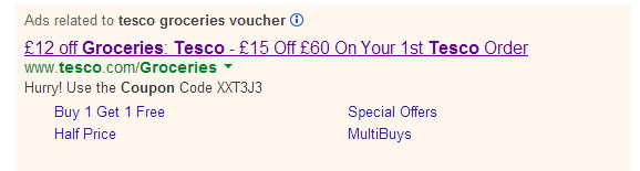 And with Tesco promo codes you can save on everything from Back to School to famous fashion brands. Other Ways to Save with Tesco Voucher Codes. At its core, Tesco is a supermarket providing you with the best value for money with everyday savings on your food shop.