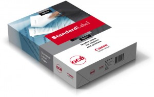 A ream of Canon 80gsm copier paper